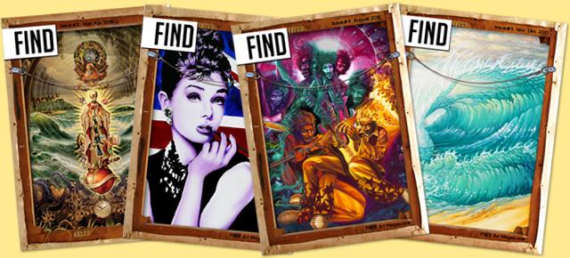 FIND Art Magazine